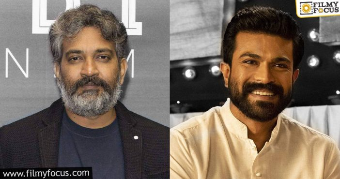 mega fans eagerly waiting for july, what about rajamouli