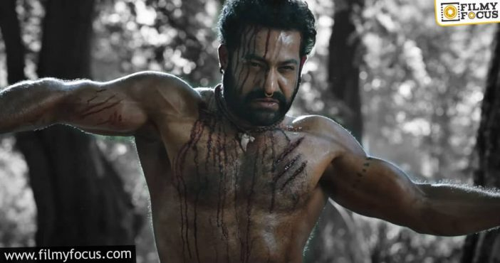 ntr creating another record after rrr