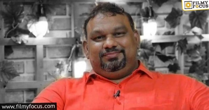 noted critic kathi mahesh is no more