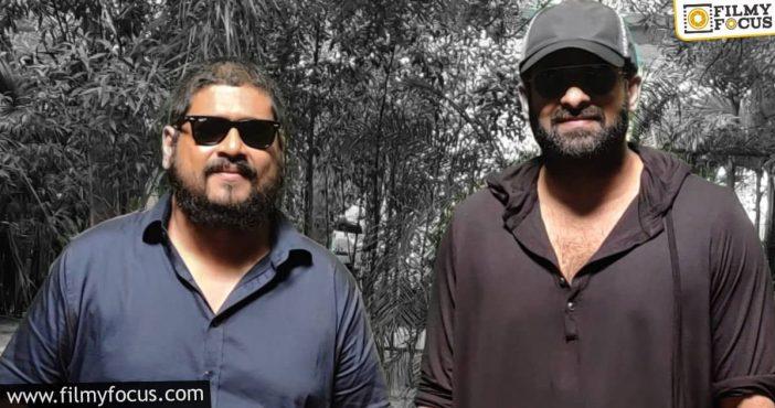om raut resumes adipurush's shoot without prabhas