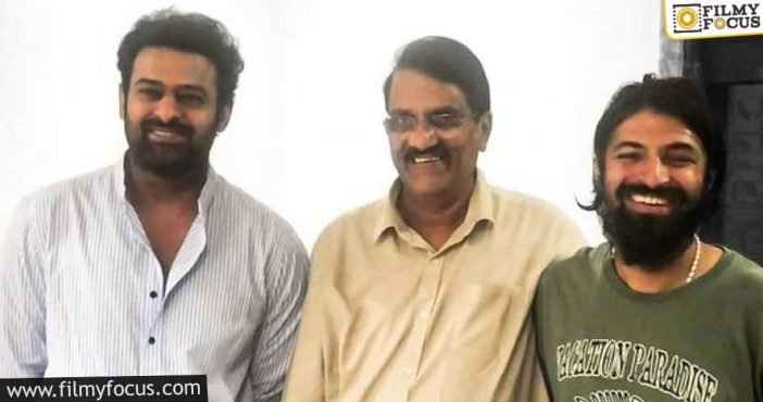 prabhas nag ashwin's costly film goes on the floors