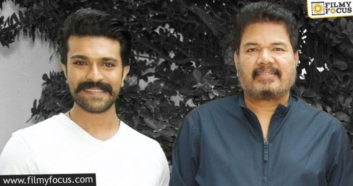 problems continue for ram charan and shankar's film