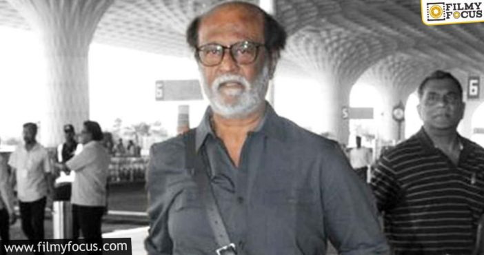 rajinikanth returns to india; what next