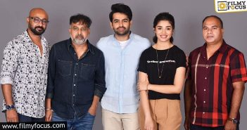 ram pothineni to commence shooting for rapo19 from 12th july