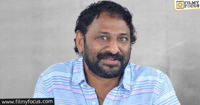 srikanth addala reveals the main reason behind directing narappa