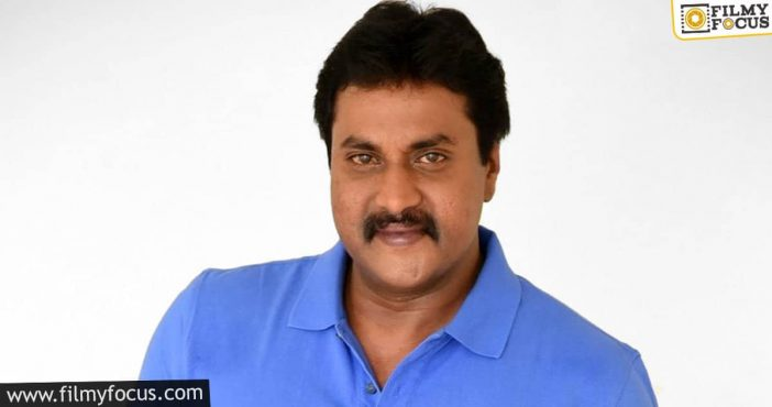 sunil's role a major twist in this much awaited movie