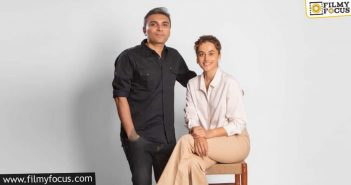 taapsee kick starts a new chapter; introduces her partner