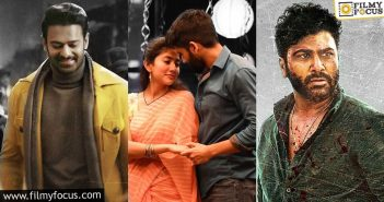 tides once again turning towards love stories in tollywood!