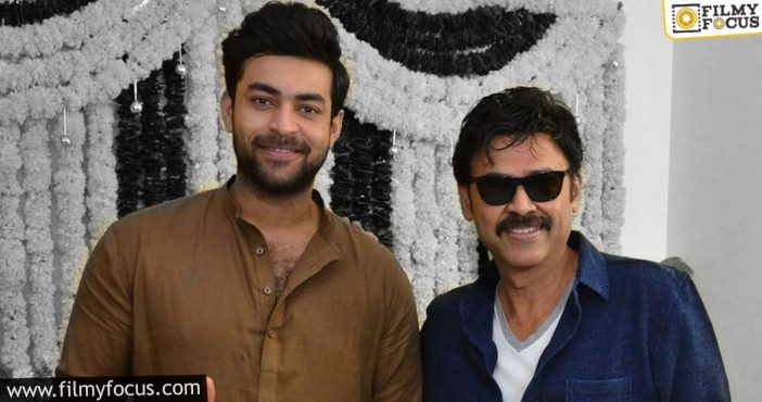 tollywood's very first funny franchise in works!