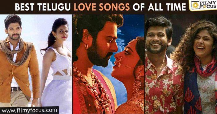 Best Telugu Love Songs Of All Time