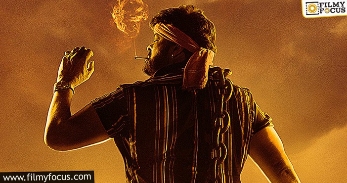 Chiranjeevi's Vintage Look For Bobby, Mythri Movie Makers Film