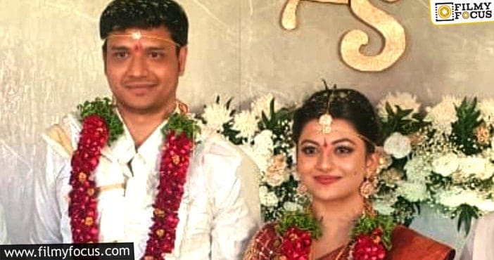 Heroine Anandhi's pregnancy rumors go viral