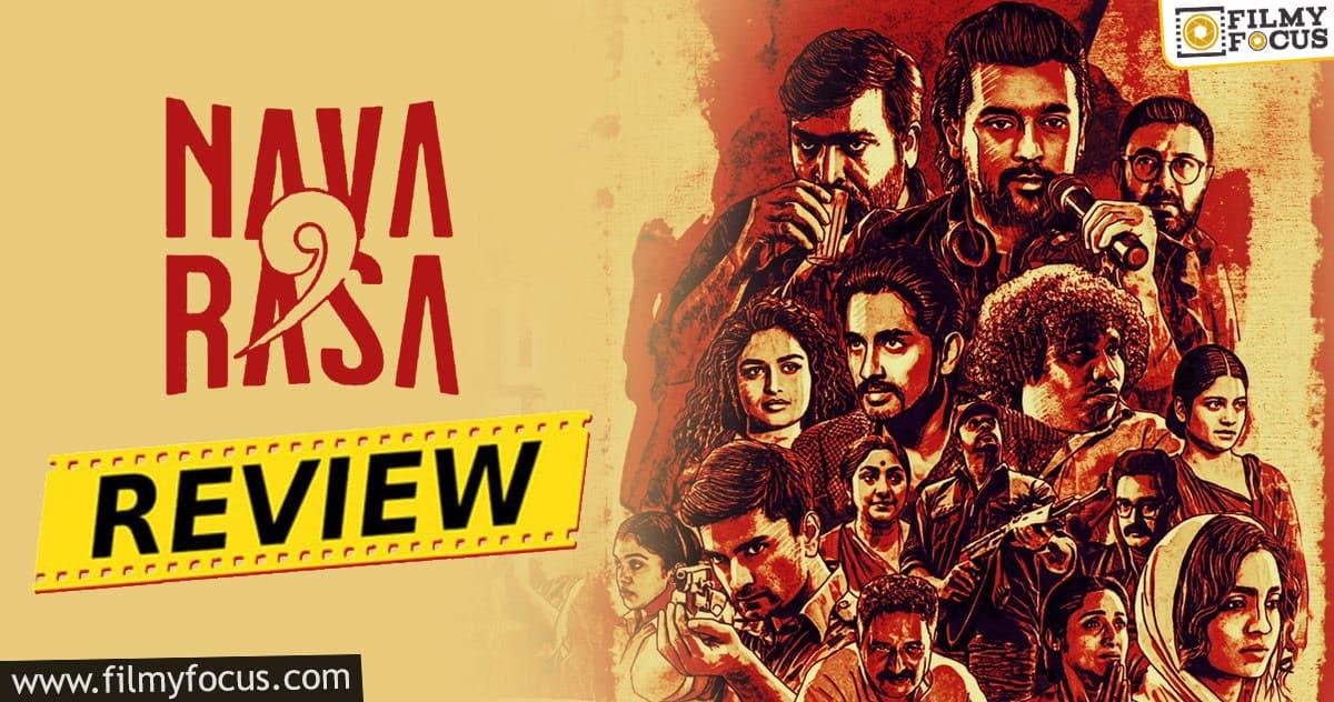 Navarasa Web-Series Review and Rating!