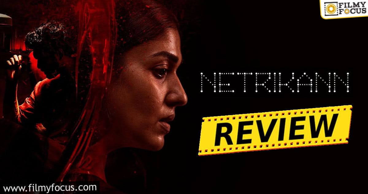 Netrikann Movie Review and Rating!