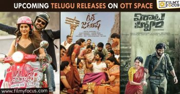 Upcoming Telugu releases on OTT space