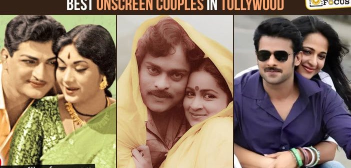 Best Onscreen Couples in Tollywood