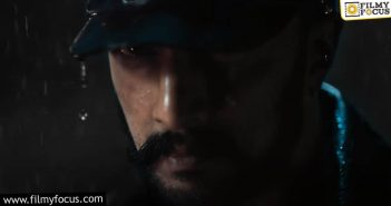 Sudeep's Birthday Special Vikrant Rona's glimpse is out