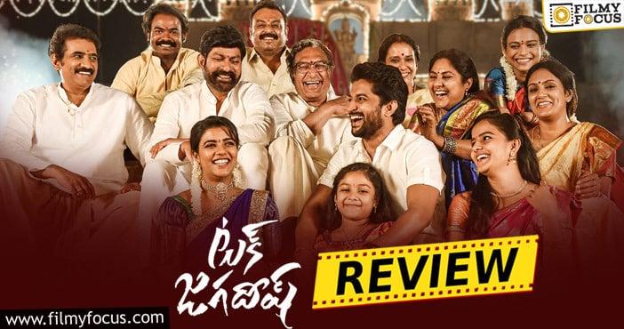 Tuck Jagdish Movie Review and Rating!