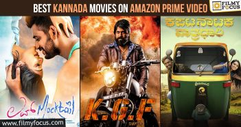 Best Kannada Movies on Amazon Prime Video